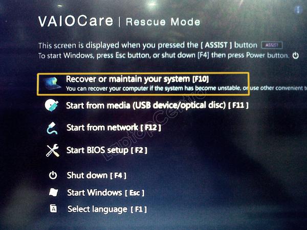 Tips dan Trik Menggunakan VAIO Windows 8 (3/6)