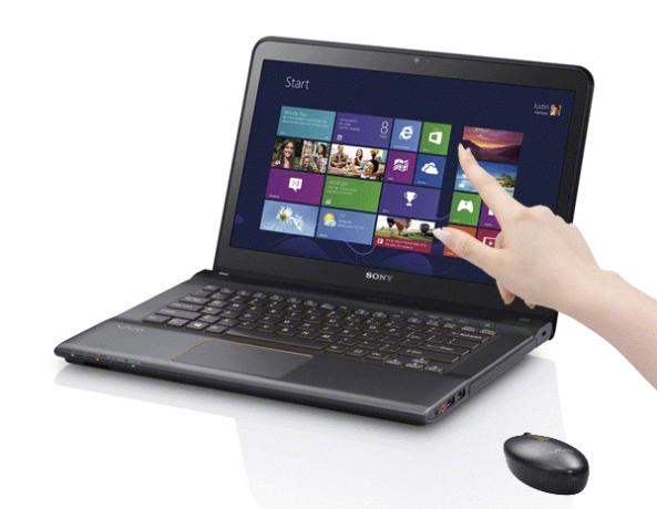 Sony VAIO SVE14A37CV Touch