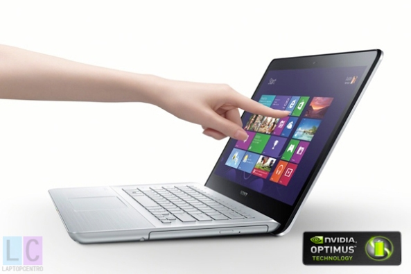 VAIO Fit 14 - NVidia Optimus