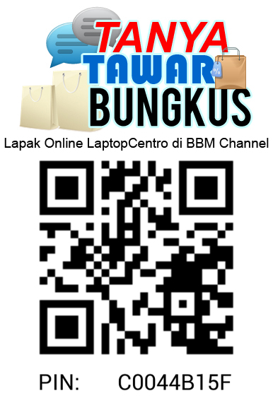 LaptopCentro BBM Channel